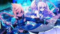 Screen 3 Azure Striker Gunvolt 2