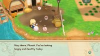 Screen 1 STORY OF SEASONS: Friends of Mineral Town